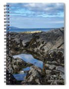 Rocky Coast Spiral Notebook