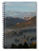 Rocky Mountain National Park - 2246-2 Spiral Notebook