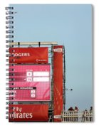 Rogers Cup Toronto Spiral Notebook