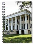 Rose Hill Mansion - Milledgeville, Georgia 4 Spiral Notebook