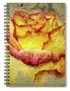 Rose Painting Spiral Notebook