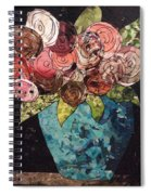 Roses For Nancy Spiral Notebook
