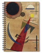 Rot In Spitzform, 1925 Spiral Notebook