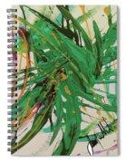 row Spiral Notebook