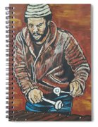 Roy Ayers Spiral Notebook