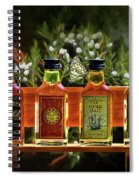 Rum Rum And More Rum Spiral Notebook