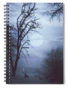Sacred Blood Spiral Notebook