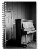 Sacred Memories - #5 Spiral Notebook