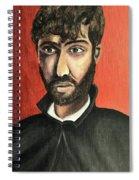 Saint Francis Xavier Spiral Notebook