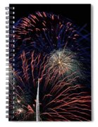 Saint Louis Missouri 4th July 2018 Spiral Notebook