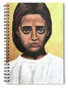 Saint Maria Goretti Spiral Notebook