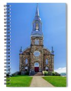 Saint Peter's Catholic Church Spiral Notebook