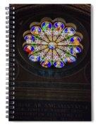 Saints Spiral Notebook