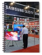 Sales Promotion For Electric Household Appliances Spiral Notebook