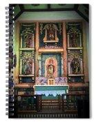 San Gabriel Mission No. 2, High Altar Spiral Notebook