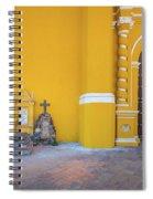San Gabriel Tombs Spiral Notebook