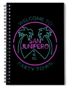 San Junipero Spiral Notebook