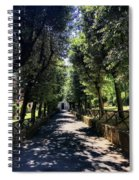 San Paolo Alle Tre Fontane Spiral Notebook