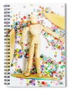 Sandalwood Seas Spiral Notebook
