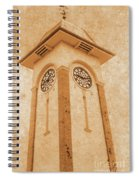 Sandgate Town Hall Spiral Notebook