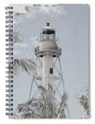 Sanibel Lighthouse Spiral Notebook