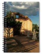 Saint Rose De Lima Chapel Spiral Notebook