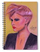 Sassoon Series Two Spiral Notebook