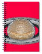 Saturnian Image 2 Spiral Notebook