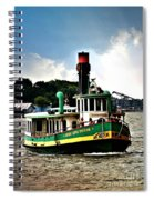 Savannah Belles Ferry Spiral Notebook