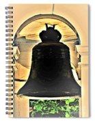 Savannah Exchange Bell Spiral Notebook