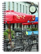 Savannah Join Us Out Here Spiral Notebook