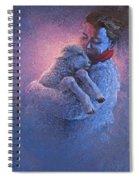 Saving Grace Spiral Notebook