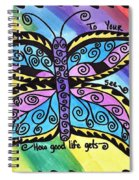 Say Yes To Your Soul Spiral Notebook