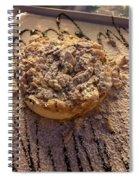 Sbriciolata E Tortino Al Cioccolato Spiral Notebook