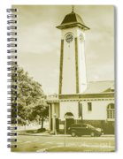 Scenes From Old Sandgate Spiral Notebook