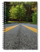 Scenic Drive 2 Spiral Notebook