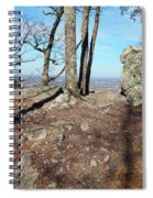 Scenic Horizon View Spiral Notebook