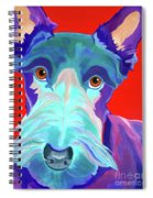 Scotty Spiral Notebook