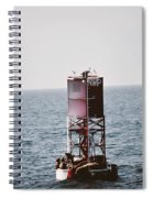 Sea Lions I Spiral Notebook