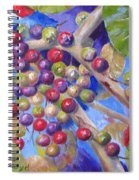 Seagrapes Spiral Notebook