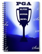 Seahawks Super Bowl Champions Spiral Notebook
