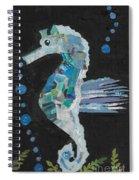 Seahorse Spiral Notebook