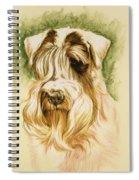 Sealyham Terrier Spiral Notebook