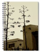 Sedona Series - Desert City Spiral Notebook