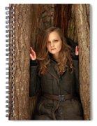 Self Portrait #29 Spiral Notebook