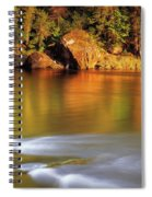 Selway River Spiral Notebook