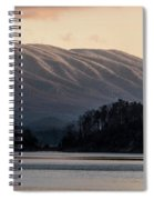 Serenity On The Water Spiral Notebook