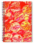 Service And Repair Spiral Notebook