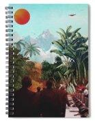 S.e.t.i. Spiral Notebook