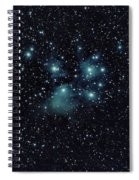 Seven Sisters Spiral Notebook